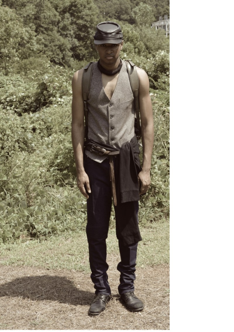 Cotte D'Armes Homme SS16 Look Book-11