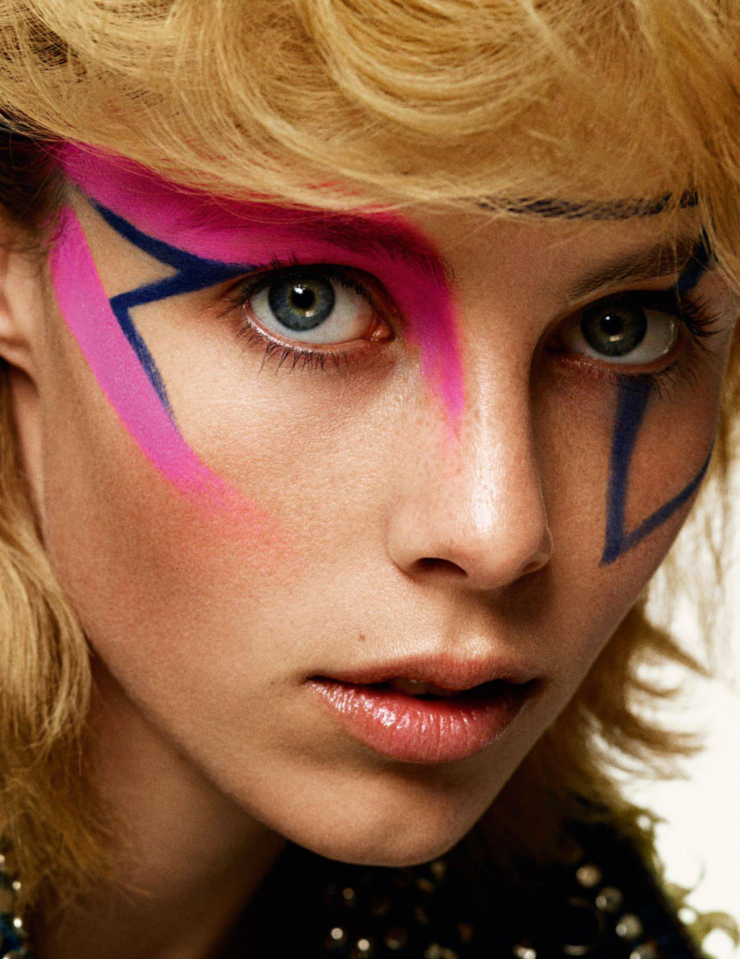 Edie Campbell by Christian MacDonald (5)
