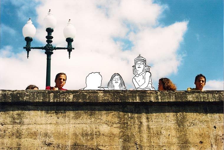 Faded Memory by artist Alberto Achega Leitão (1)