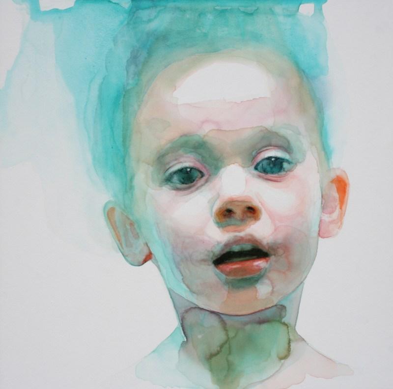 Paintings by artist Ali Cavanaugh (2)