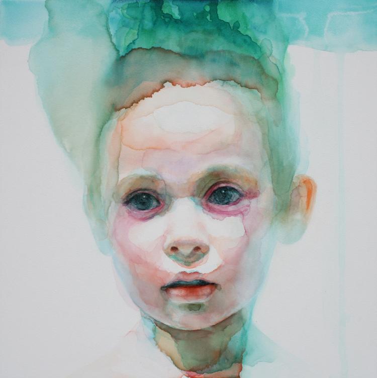 Paintings by artist Ali Cavanaugh (3)