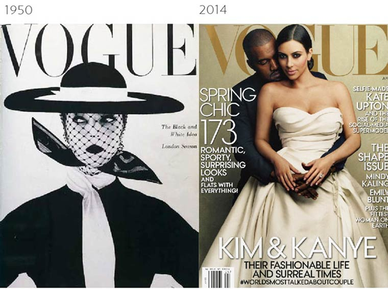 The Evolution of Magazine Covers (8)