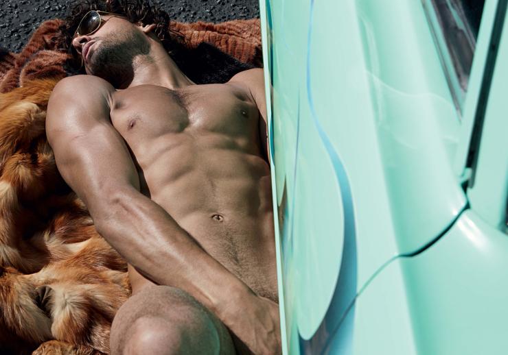 Marlon Teixeira by Milan Vukmirovic
