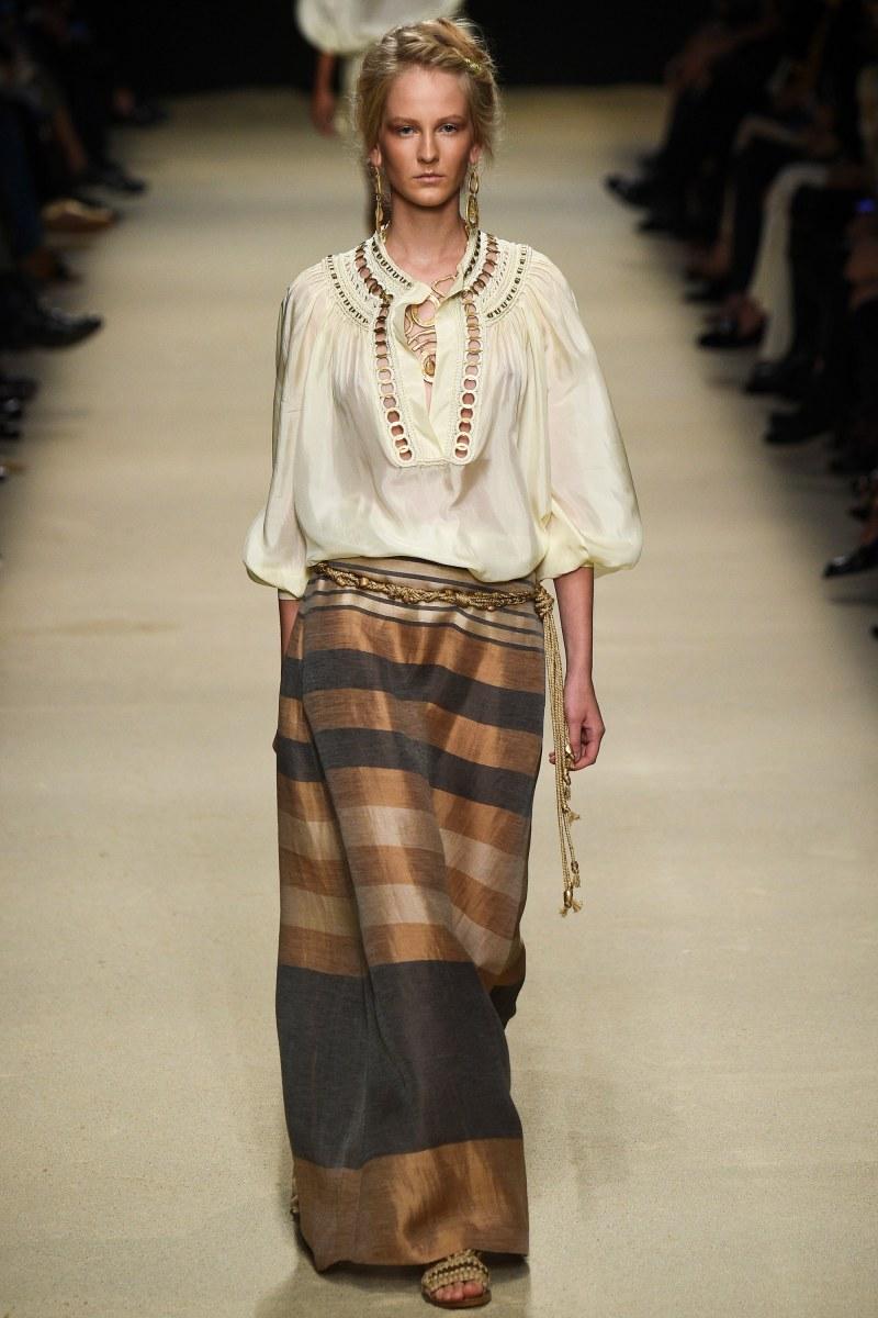 Alberta Ferretti Ready To Wear SS 2016 MFW (29)