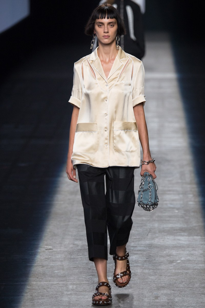 Alexander Wang Ready To Wear SS 2016 NYFW (31)