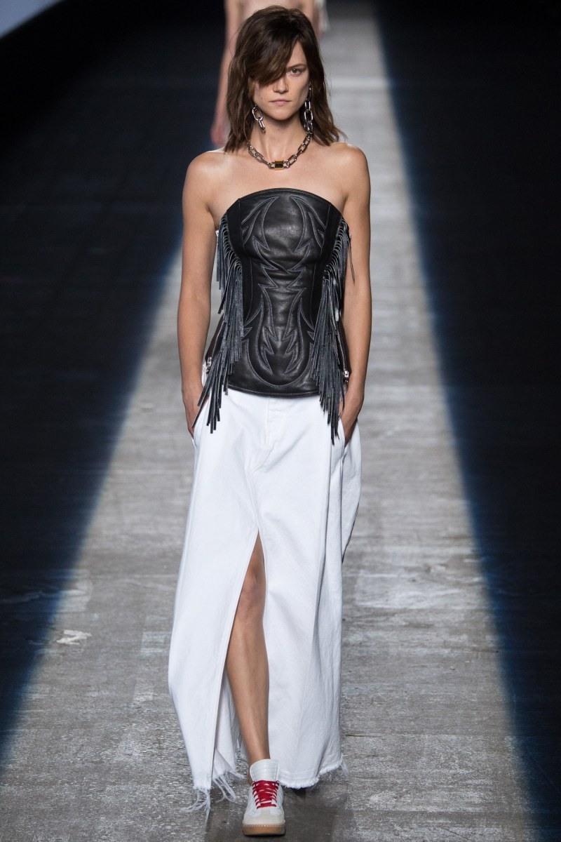 Alexander Wang Ready To Wear SS 2016 NYFW (37)