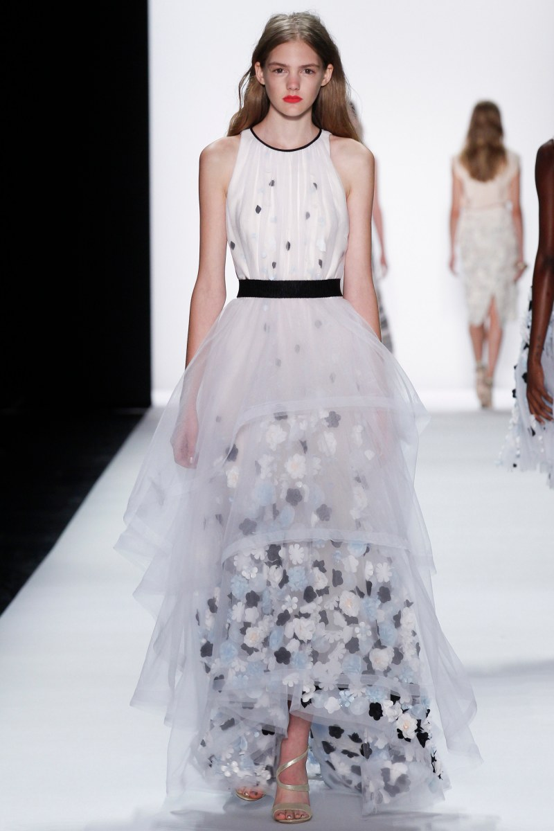 Badgley Mischka Ready To Wear SS 2016 NYFW (16)