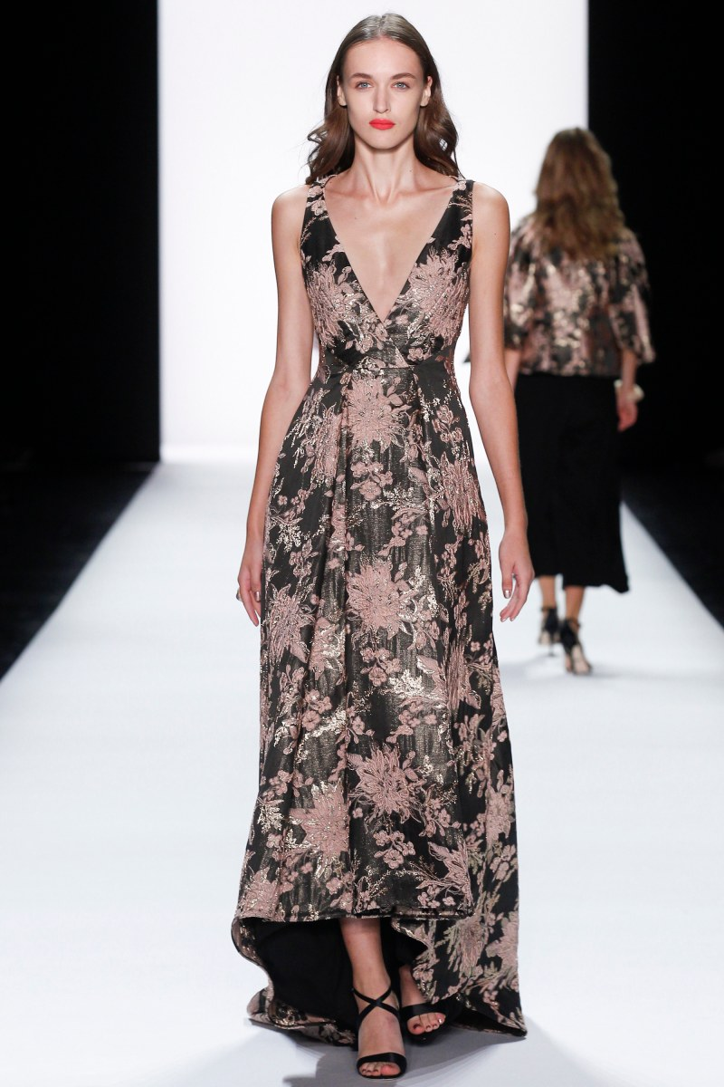 Badgley Mischka Ready To Wear SS 2016 NYFW (19)