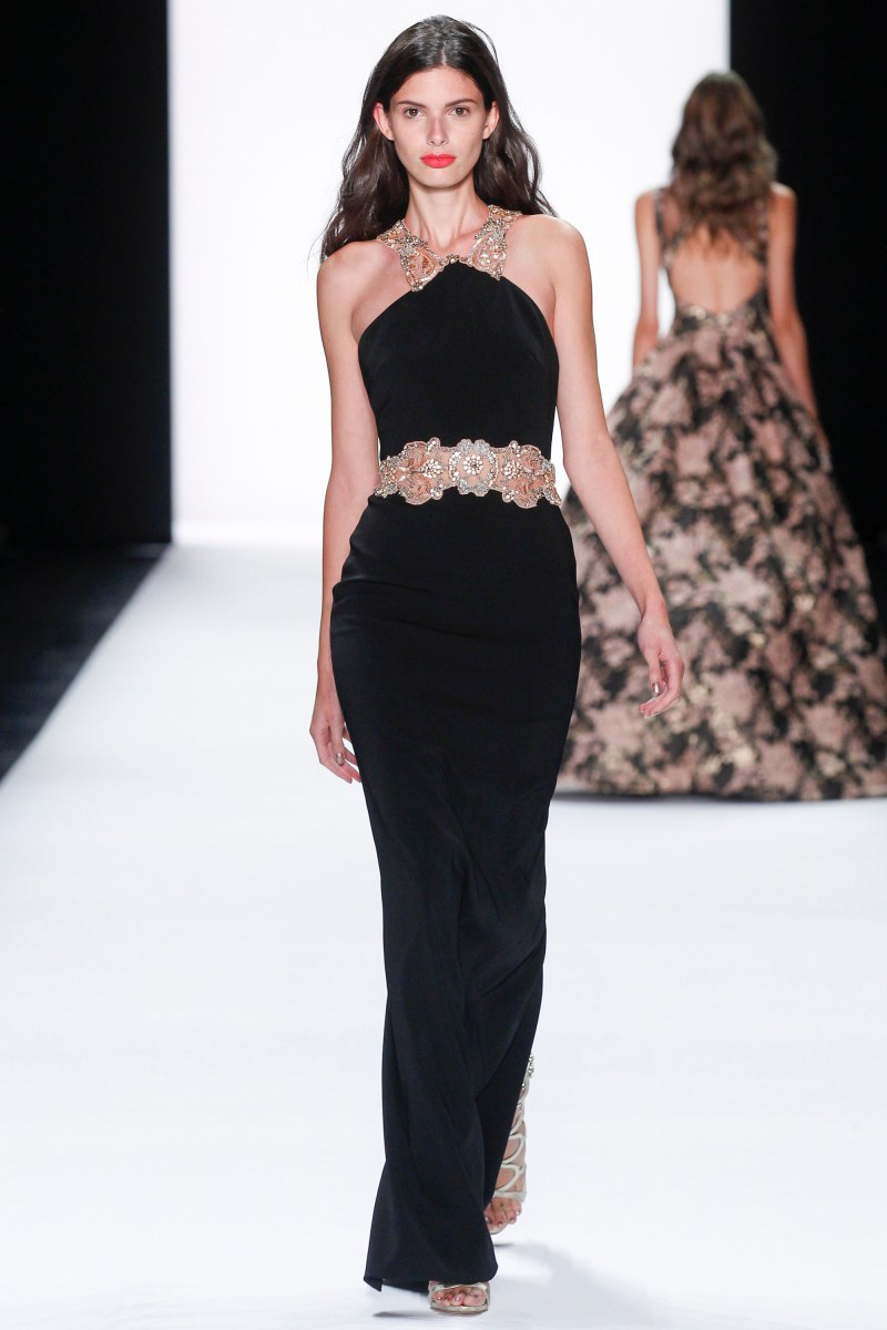 Badgley Mischka Ready To Wear SS 2016 NYFW (20)
