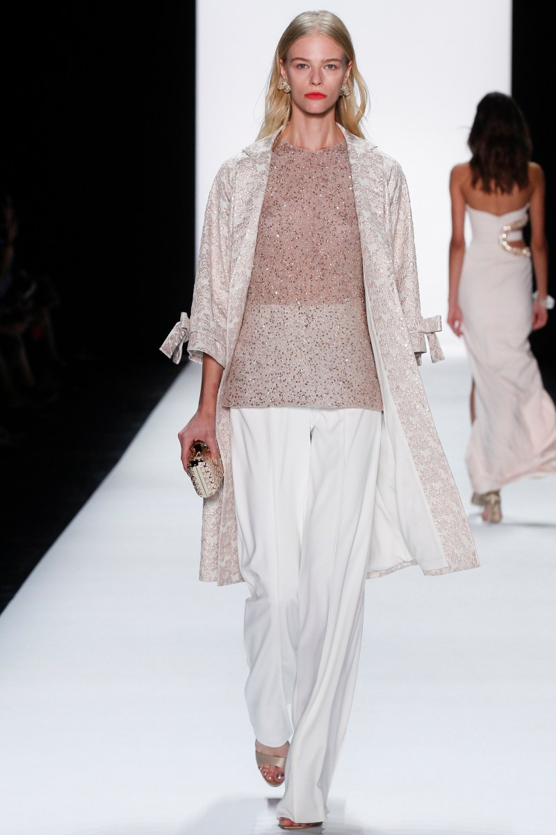 Badgley Mischka Ready To Wear SS 2016 NYFW (28)