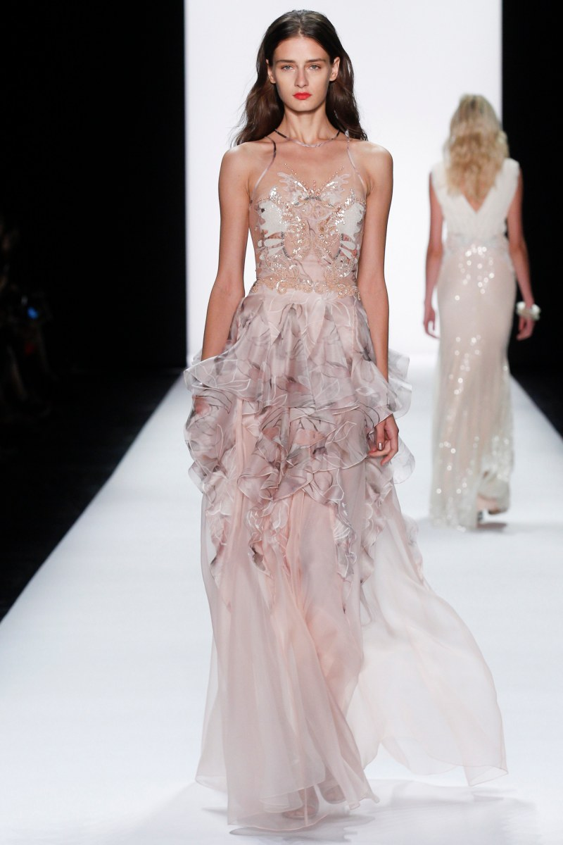 Badgley Mischka Ready To Wear SS 2016 NYFW (30)