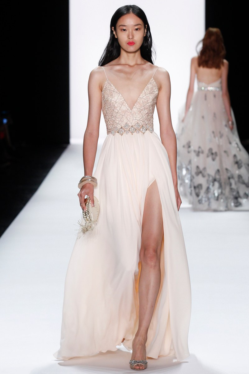 Badgley Mischka Ready To Wear SS 2016 NYFW (32)