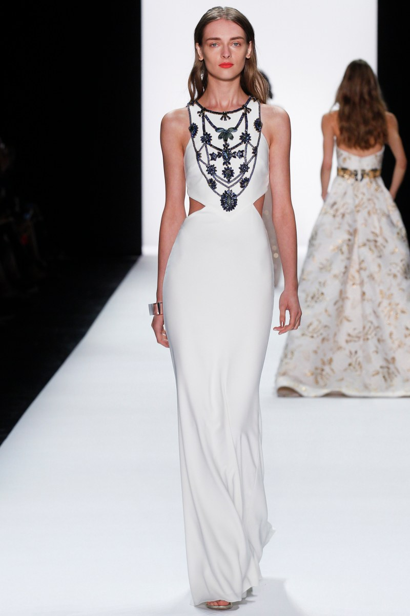 Badgley Mischka Ready To Wear SS 2016 NYFW (38)