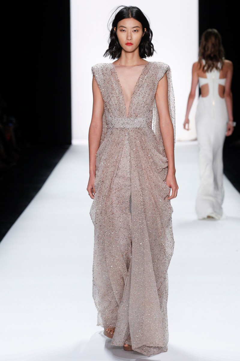 Badgley Mischka Ready To Wear SS 2016 NYFW (39)
