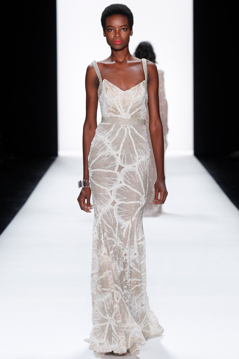 Badgley Mischka Ready To Wear SS 2016 NYFW (40)