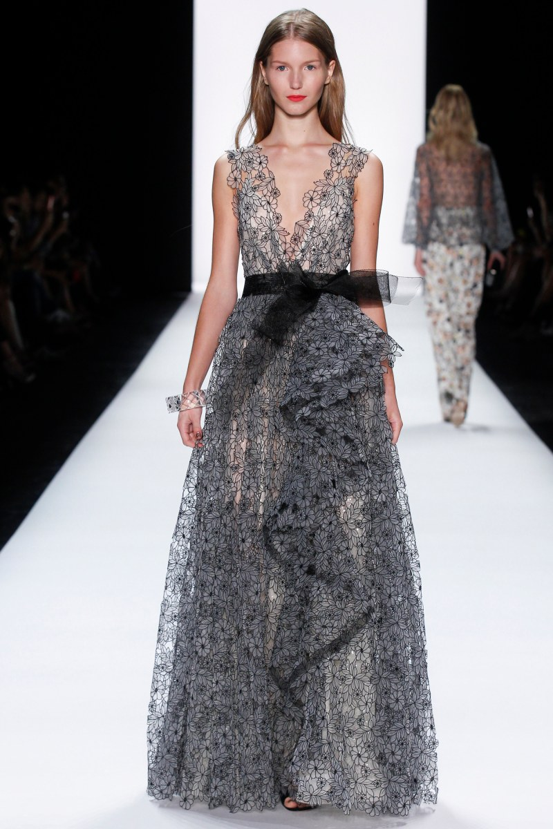 Badgley Mischka Ready To Wear SS 2016 NYFW (6)
