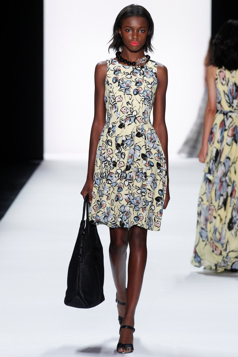 Badgley Mischka Ready To Wear SS 2016 NYFW (8)
