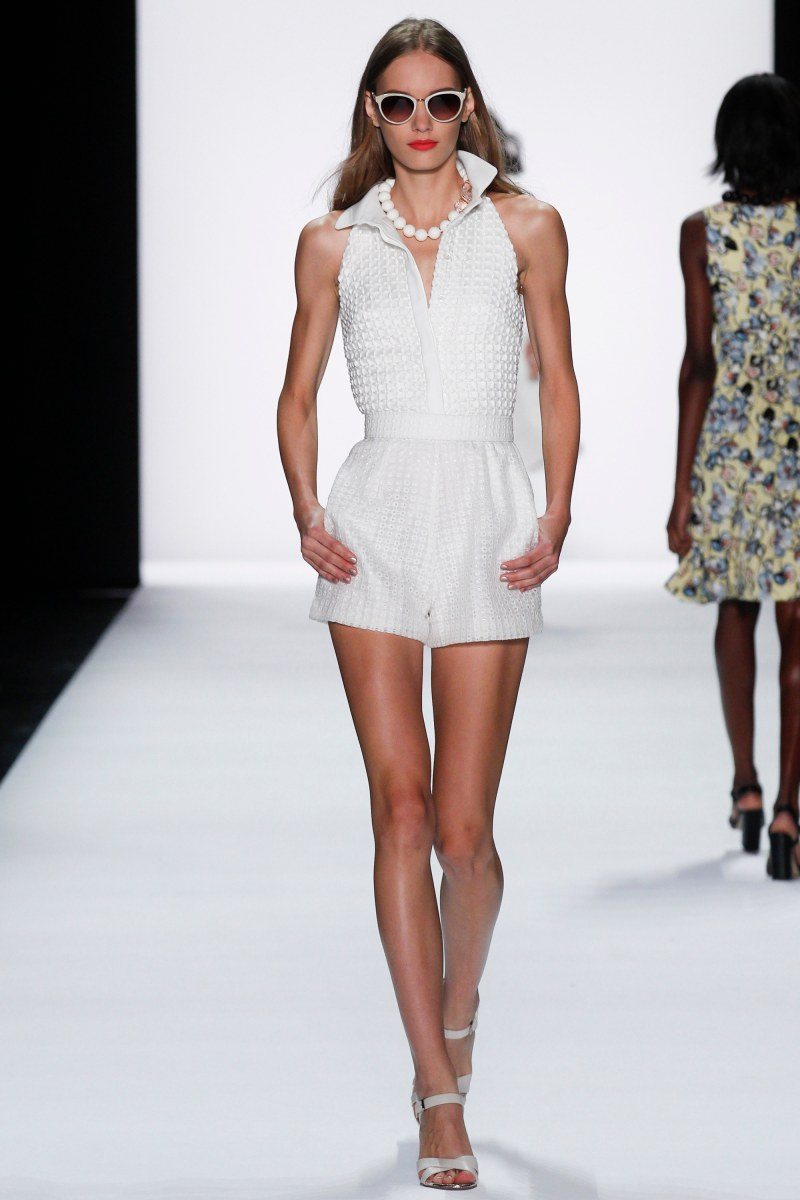 Badgley Mischka Ready To Wear SS 2016 NYFW (9)