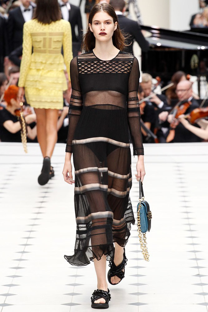 Burberry Prorsum Ready To Wear SS 2016 LFW (27)