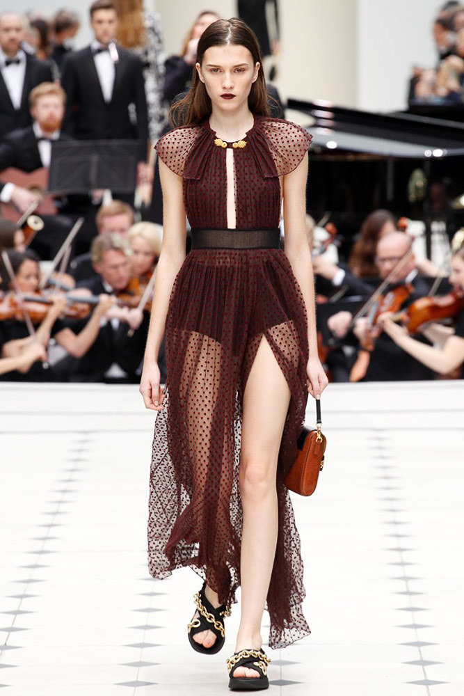 Burberry Prorsum Ready To Wear SS 2016 LFW (30)