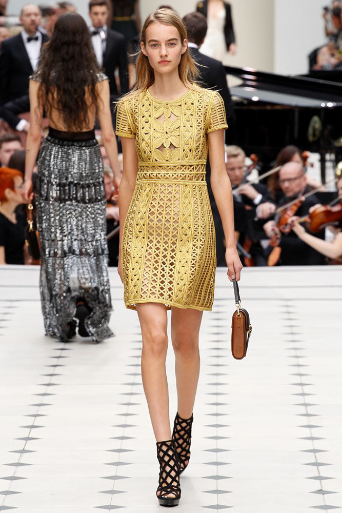 Burberry Prorsum Ready To Wear SS 2016 LFW (35)