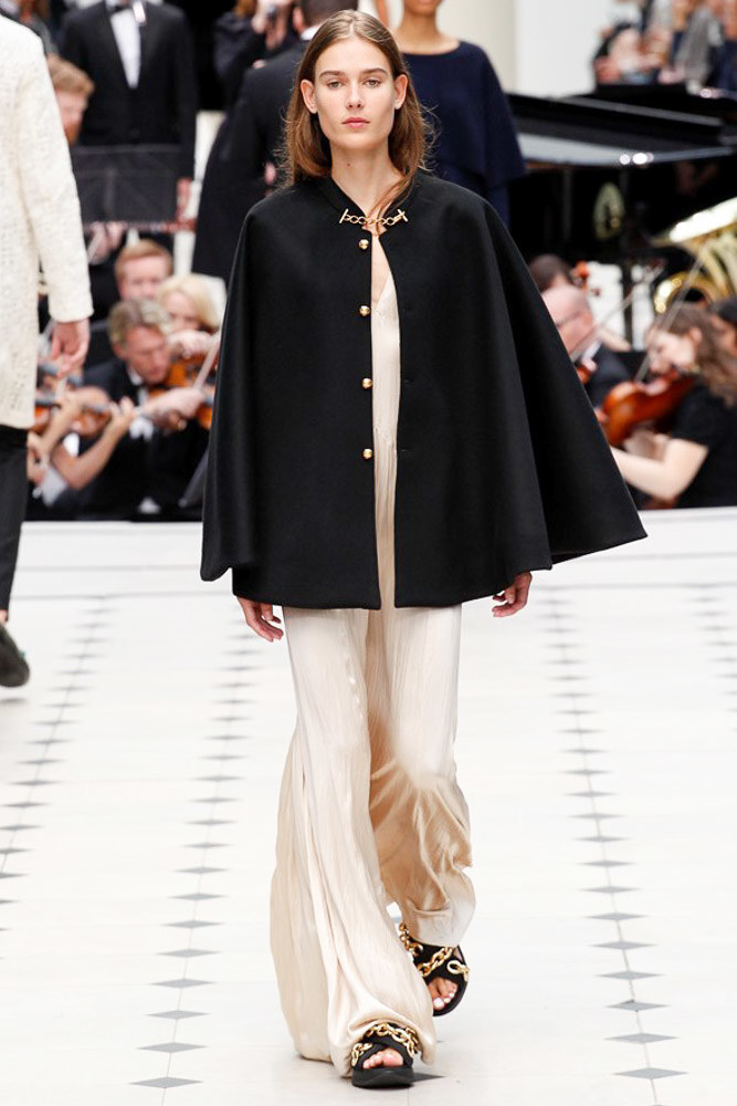Burberry Prorsum Ready To Wear SS 2016 LFW (41)