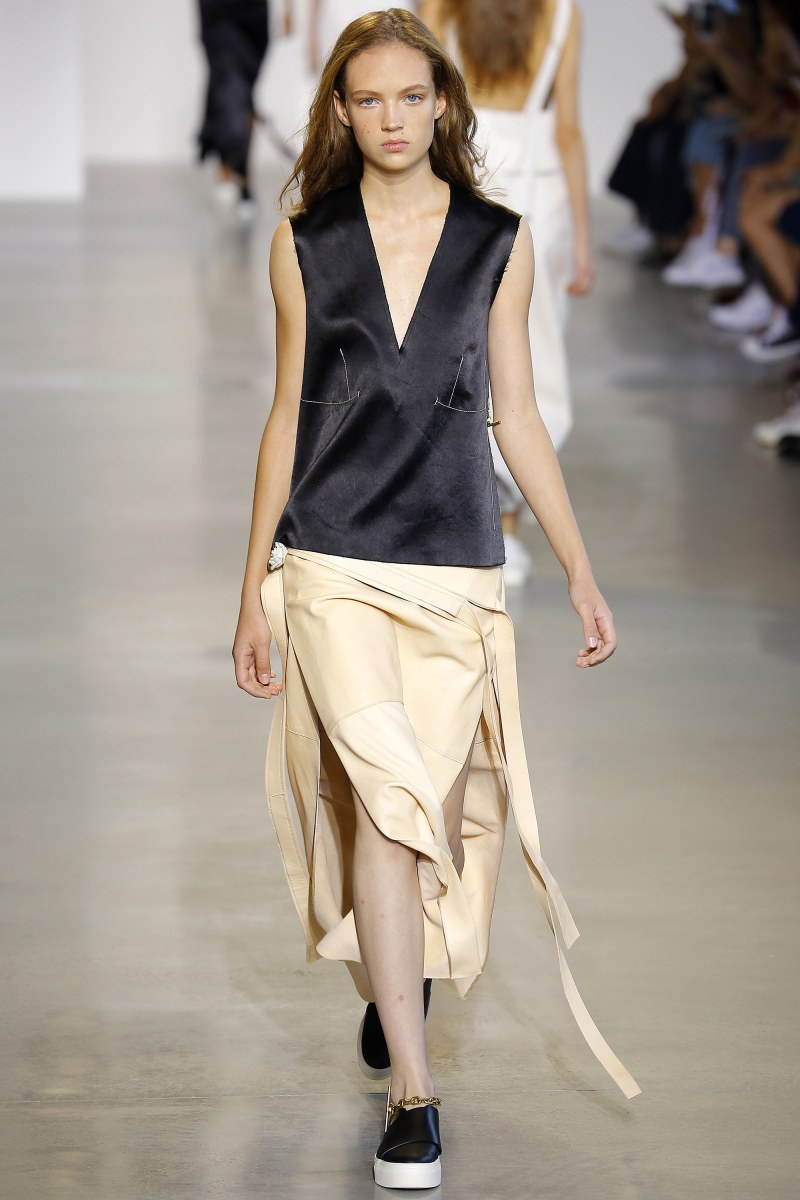 Calvin Klein Collection Ready To Wear SS 2016 NYFW (10)