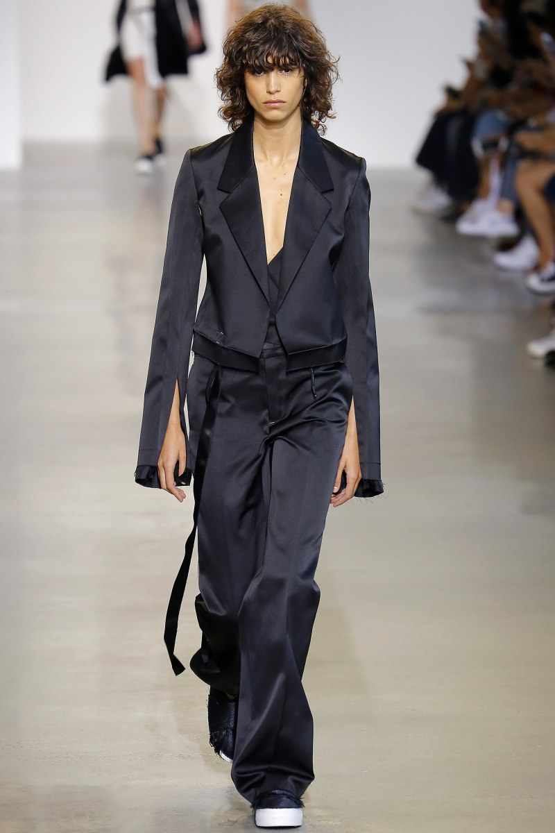 Calvin Klein Collection Ready To Wear SS 2016 NYFW (23)