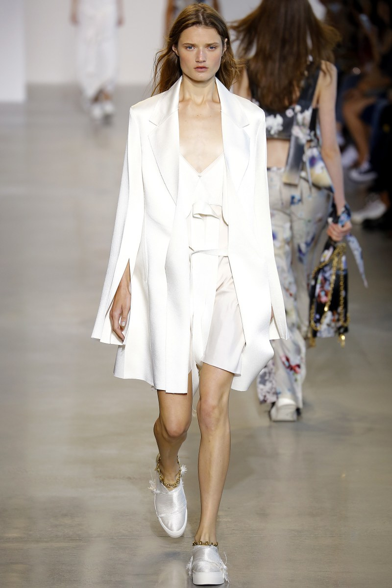Calvin Klein Collection Ready To Wear SS 2016 NYFW (25)