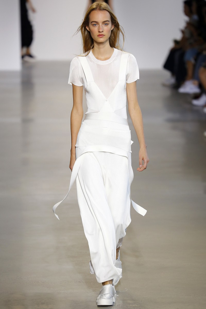 Calvin Klein Collection Ready To Wear SS 2016 NYFW (27)