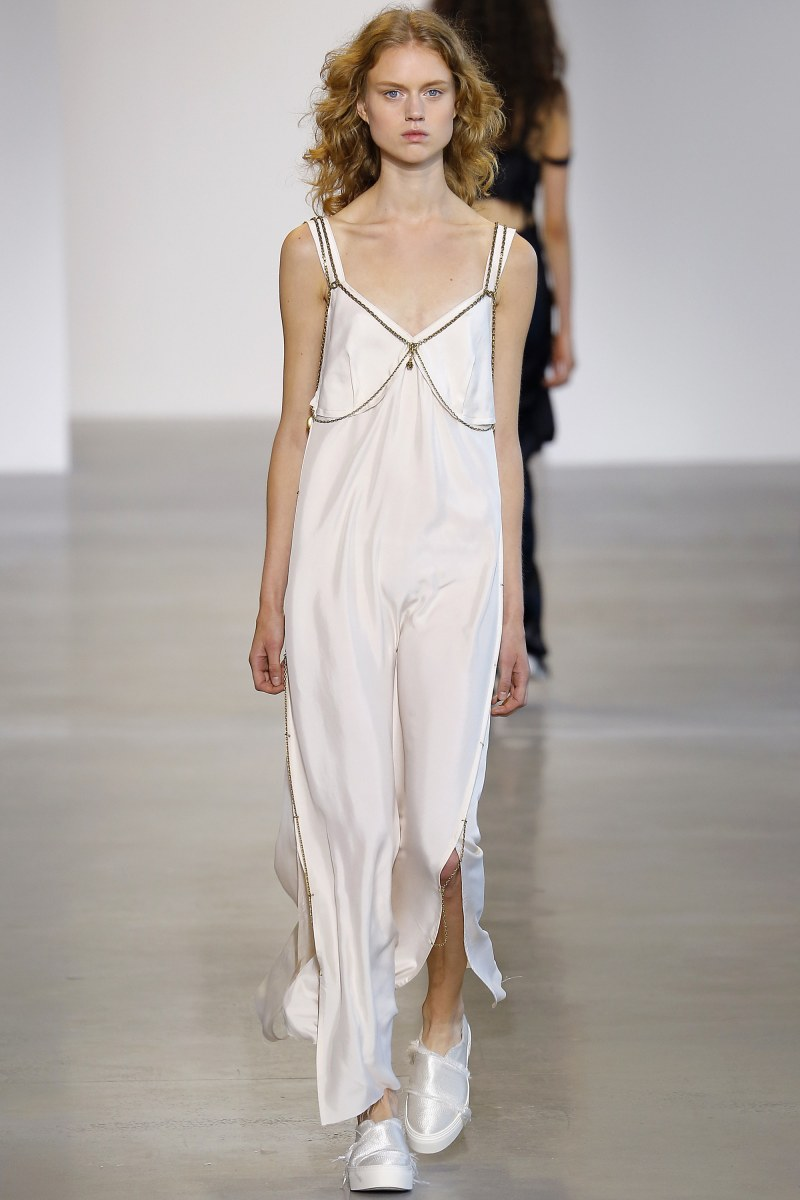 Calvin Klein Collection Ready To Wear SS 2016 NYFW (40)