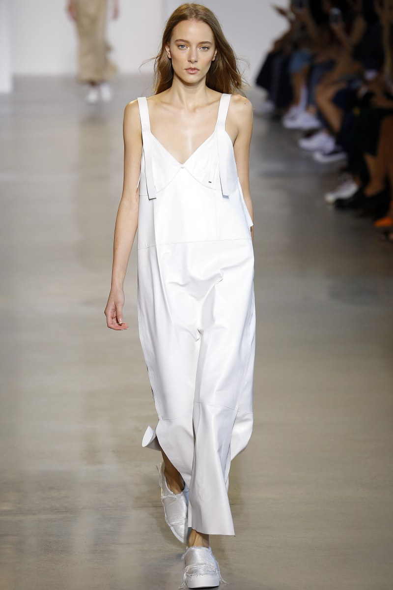 Calvin Klein Collection Ready To Wear SS 2016 NYFW (5)