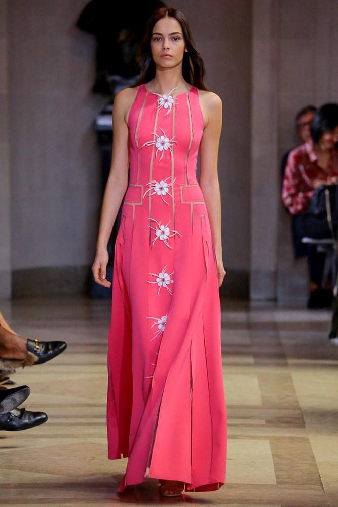 Carolina Herrera Ready To Wear SS 2016 NYFW (21)