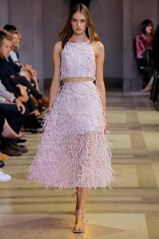 Carolina Herrera Ready To Wear SS 2016 NYFW (7)