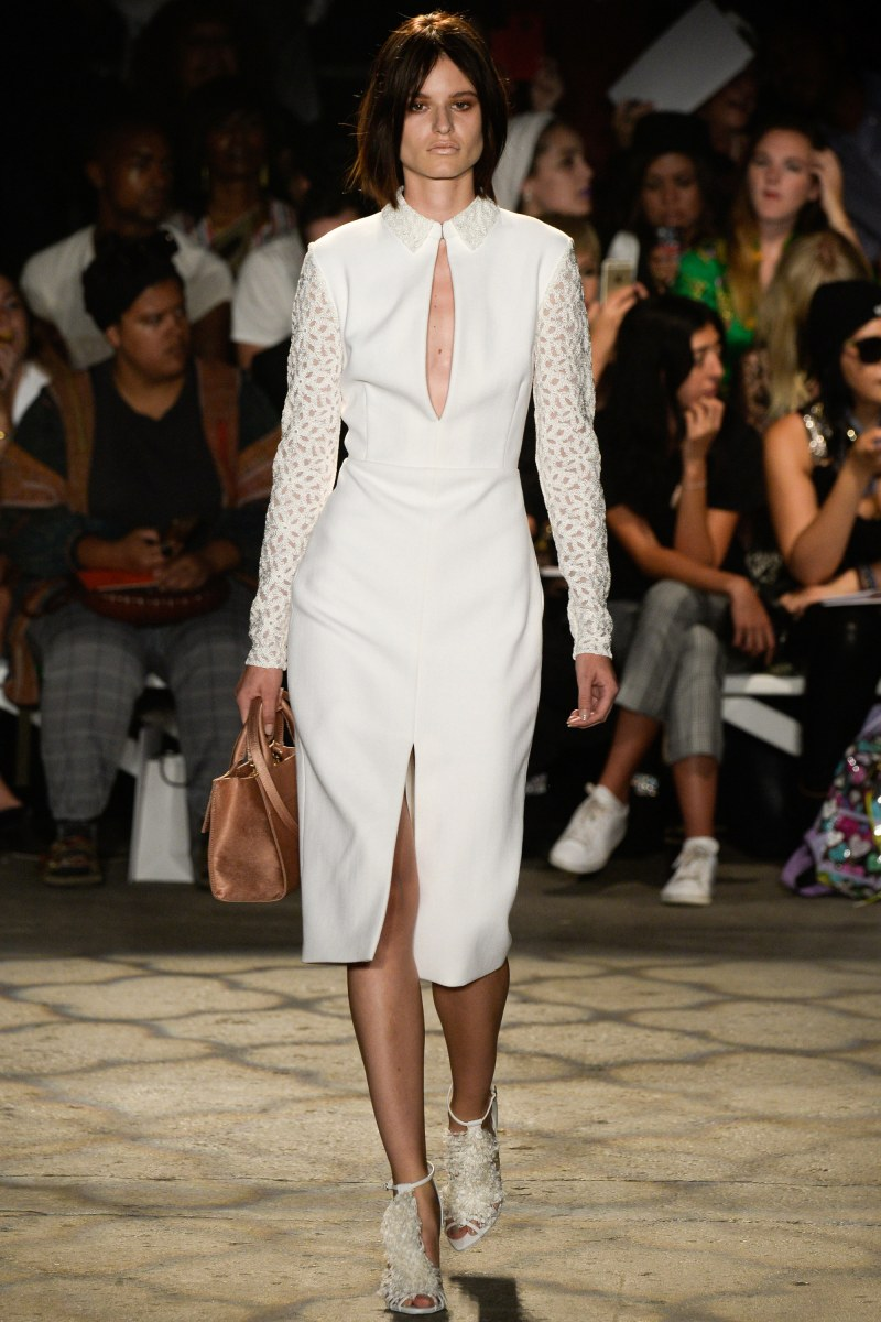 Christian Siriano Ready To Wear SS 2016 NYFW (11)