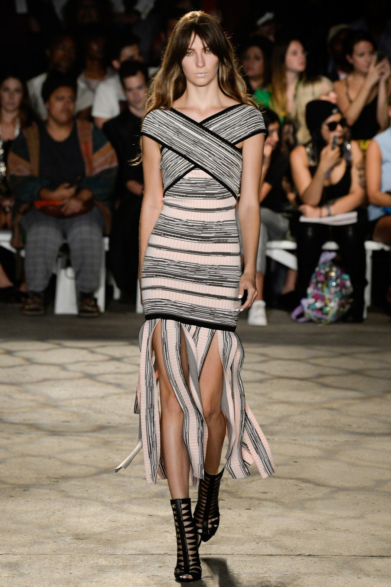 Christian Siriano Ready To Wear SS 2016 NYFW (32)