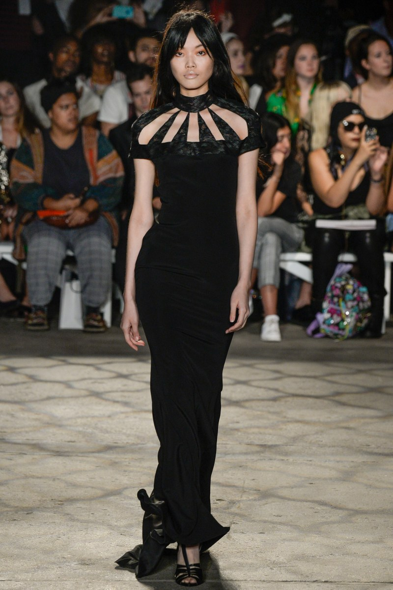 Christian Siriano Ready To Wear SS 2016 NYFW (33)