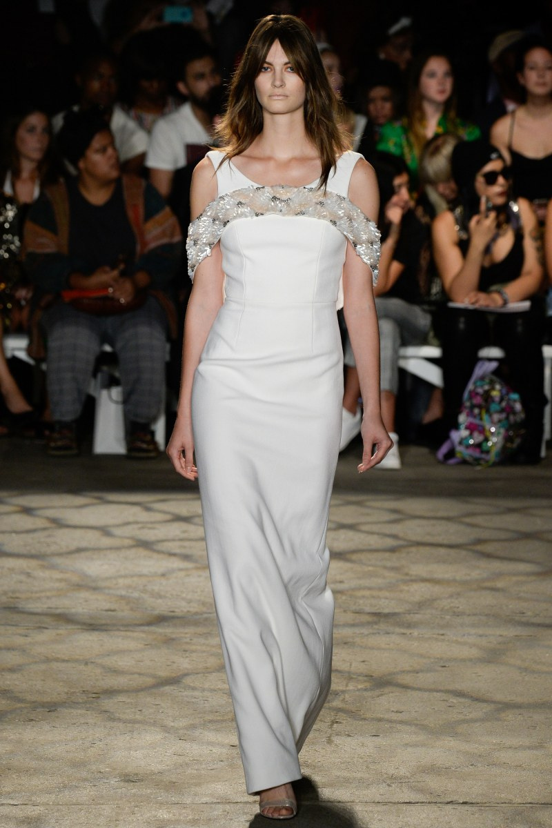 Christian Siriano Ready To Wear SS 2016 NYFW (34)