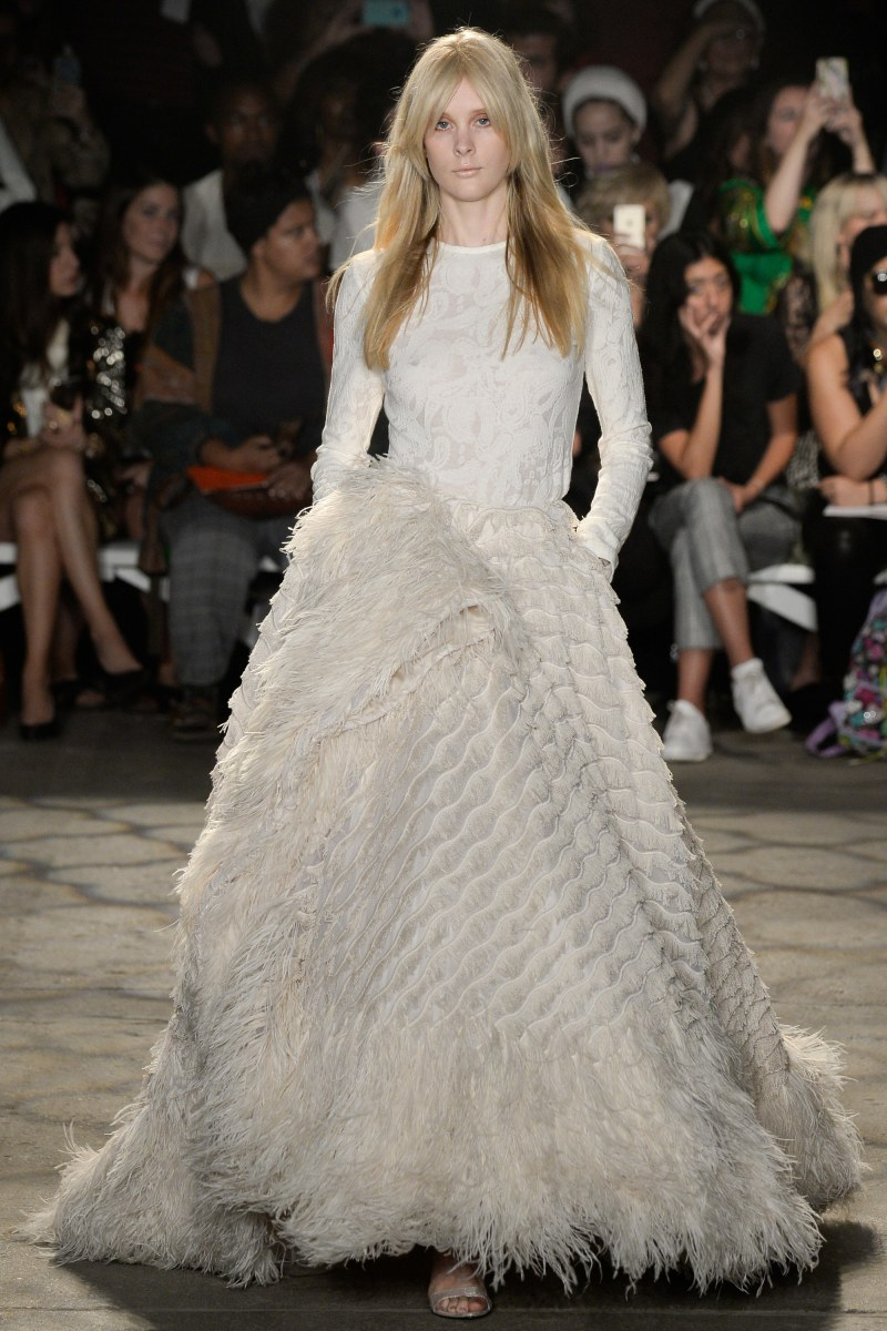 Christian Siriano Ready To Wear SS 2016 NYFW (43)
