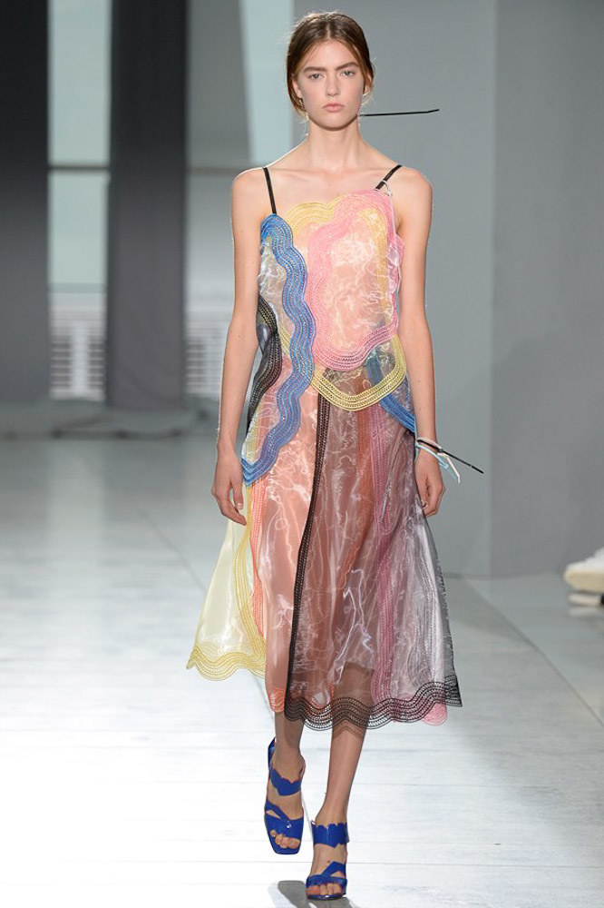 Christopher Kane Ready To Wear SS 2016 LFW (8)