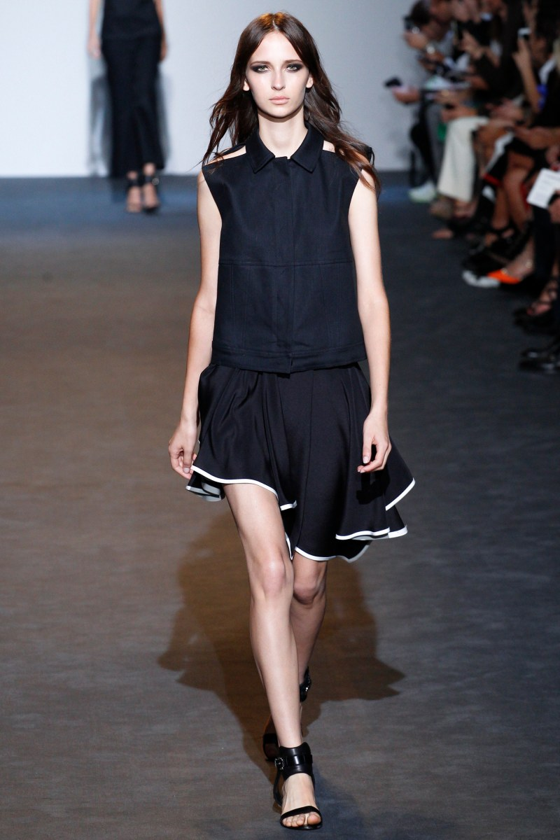 Costume National Ready To Wear SS 2016 MFW (1)