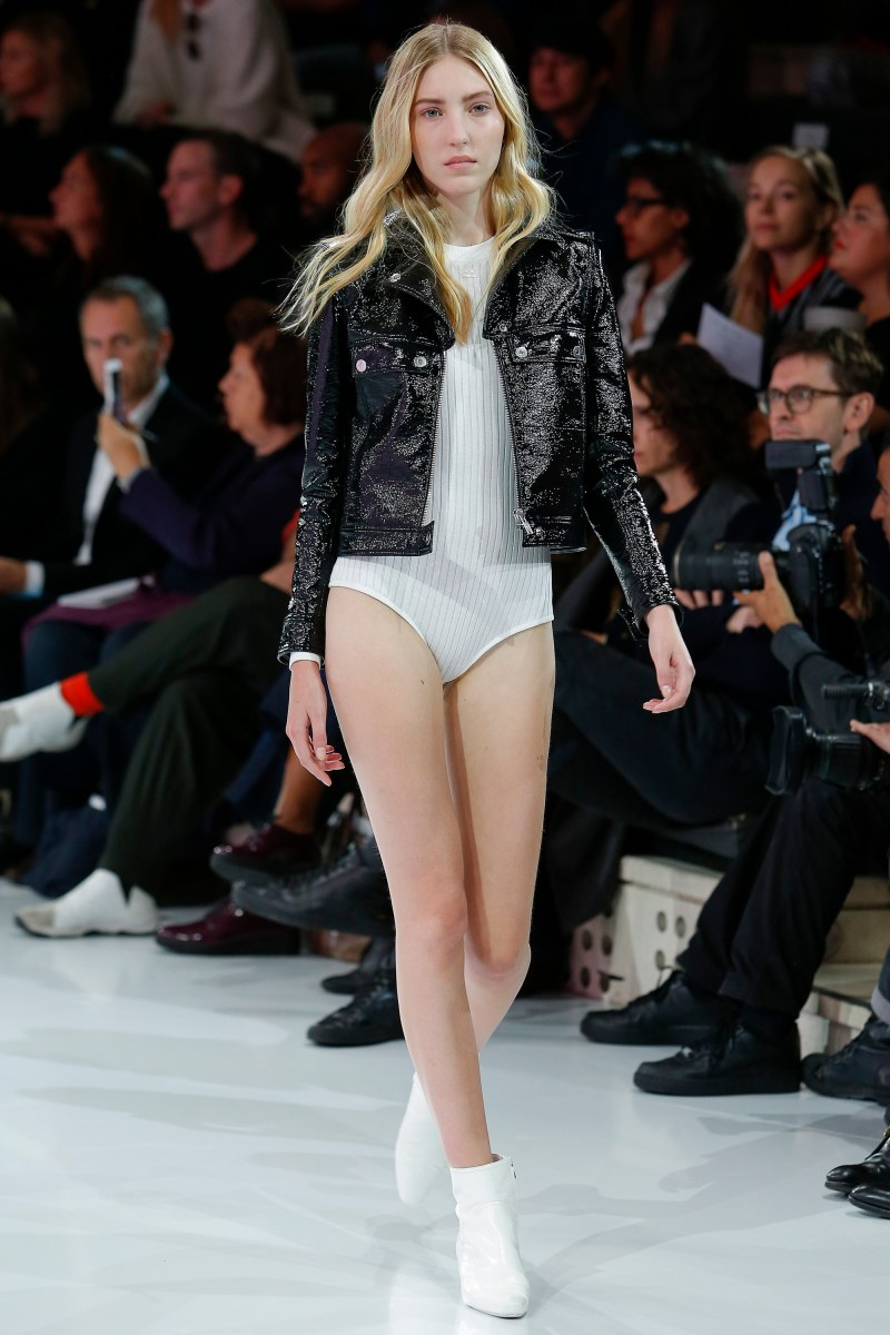 Courrèges Ready To Wear SS 2016 PFW (1)