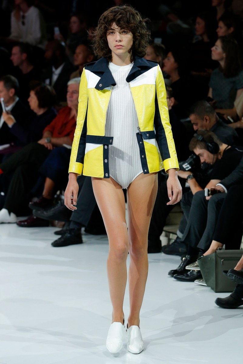 Courrèges Ready To Wear SS 2016 PFW (10)