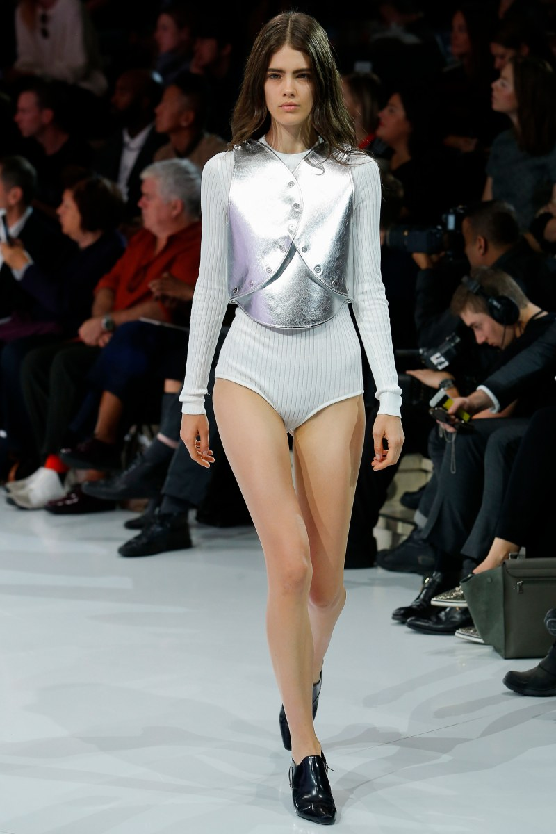 Courrèges Ready To Wear SS 2016 PFW (43)