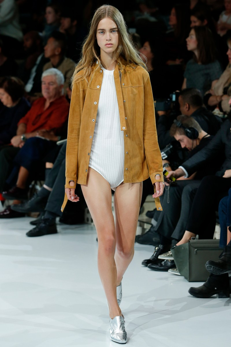 Courrèges Ready To Wear SS 2016 PFW (47)