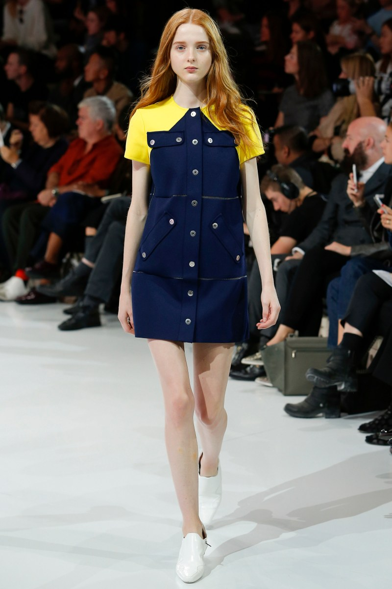 Courrèges Ready To Wear SS 2016 PFW (55)