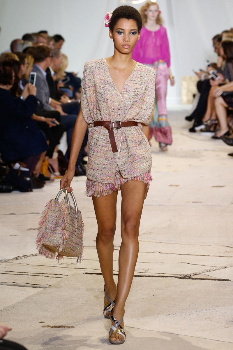 Diane von Furstenberg Ready To Wear SS 2016 NYFW (2)