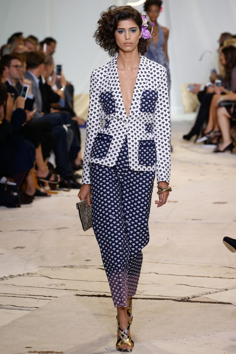 Diane von Furstenberg Ready To Wear SS 2016 NYFW (29)