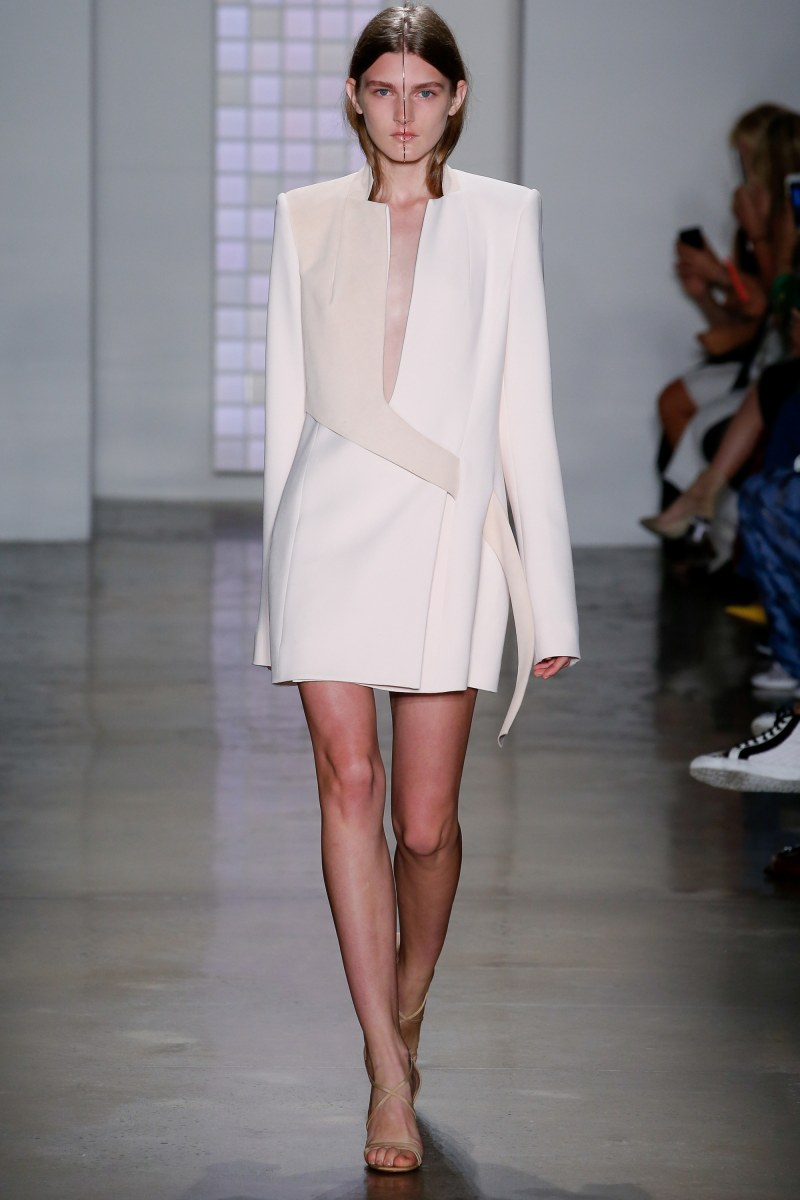 Dion Lee Ready To Wear SS 2016  NYFW (1)
