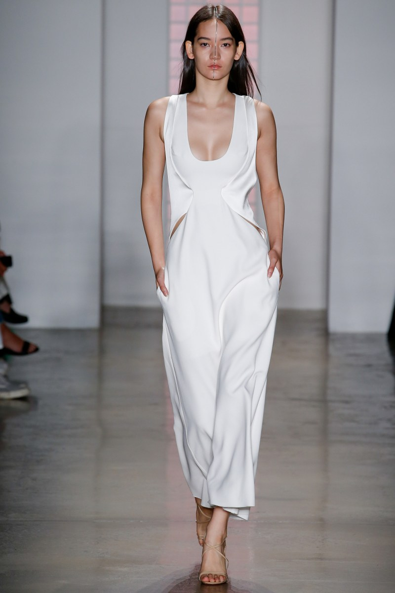 Dion Lee Ready To Wear SS 2016  NYFW (17)